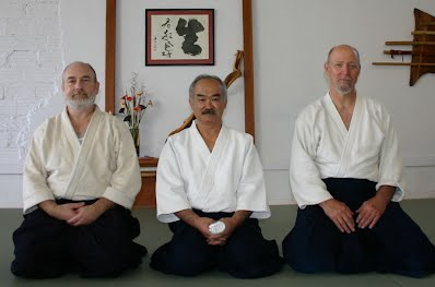 Seminar with Chiba Sensei on November 6-7th, 2005